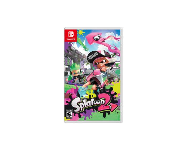Switch Splatoon 2 - 375651 - zdjęcie
