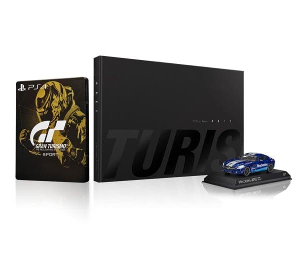 Sony Gran Turismo Sport Collectors Edition - 375803 - zdjęcie
