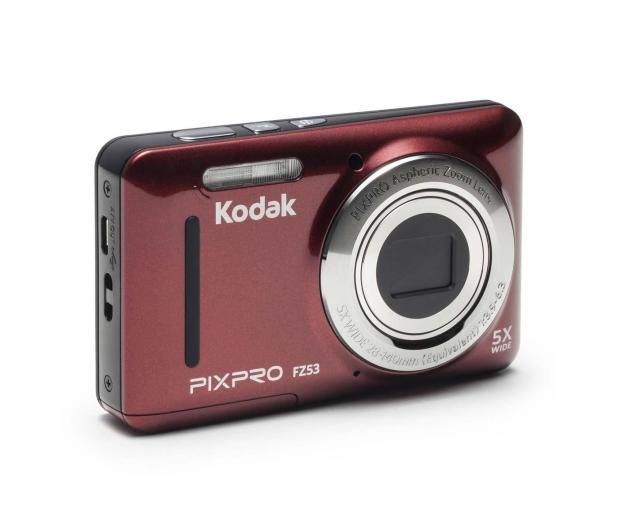 Kodak FZ53 czerwony - 375709 - zdjęcie 2