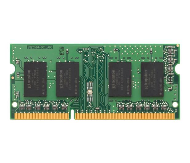 Kingston Pamięć dedykowana 4GB (1x4GB) 1600MHz CL11 - 328428 - zdjęcie
