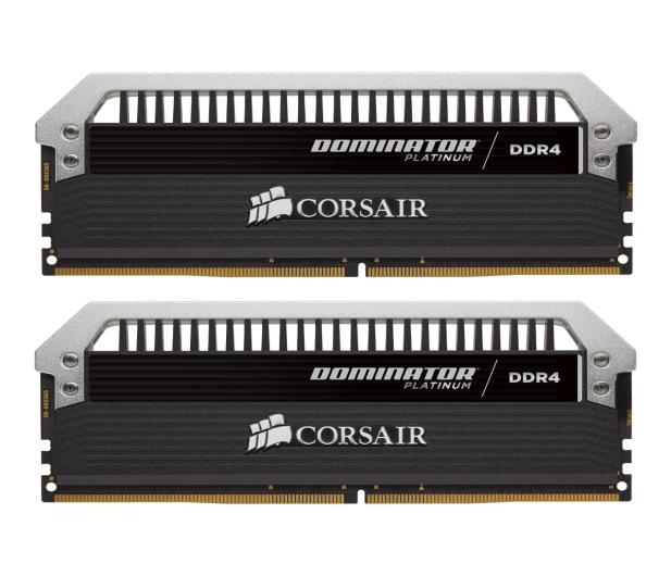 Corsair 16GB 3000MHz Dominator PLATINUM CL15 (2x8GB) - 256668 - zdjęcie