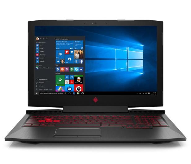 HP OMEN i7-7700HQ/16GB/1TB+128SSD/Win10 GTX1050  - 389265 - zdjęcie 3