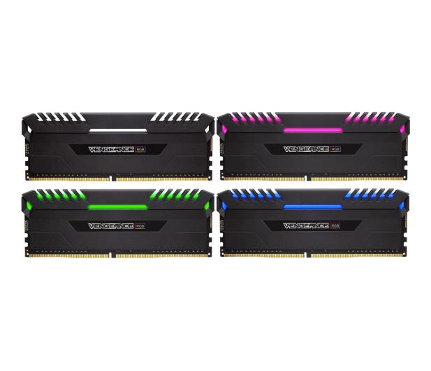 Corsair 32GB 3333MHz Vengeance RGB LED (4x8GB) - 364360 - zdjęcie