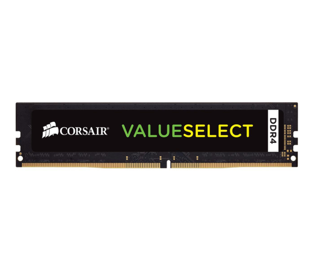 Corsair 8GB (1x8GB) 2400MHz CL16 ValueSelect  - 372156 - zdjęcie