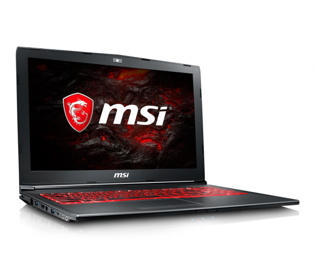 MSI  GV62 i5-8300H/8GB/1TB GTX1050  - 445786 - zdjęcie 3