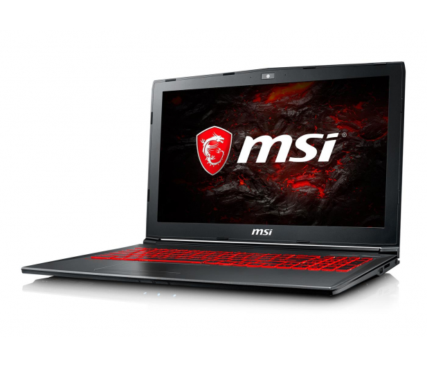 MSI GV62 i5-8300H/8GB/1TB+240 GTX1050Ti  - 436256 - zdjęcie 2
