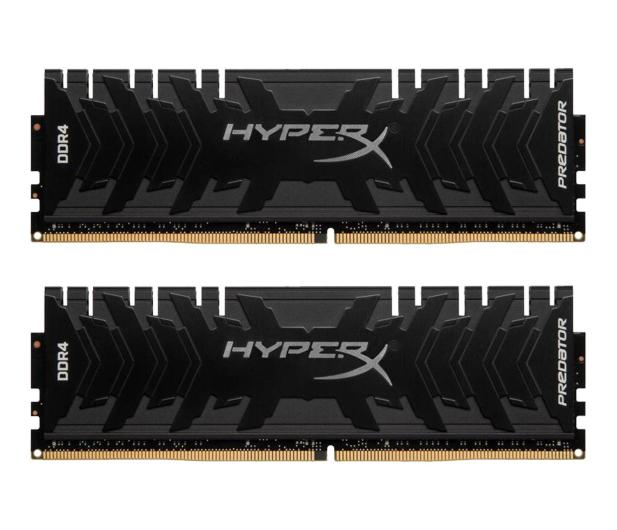 HyperX 32GB (2x16GB) 3000MHz CL15 Predator Black  - 309452 - zdjęcie