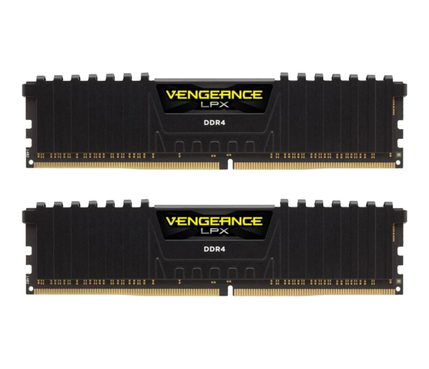 Corsair 16GB 2133MHz Vengeance LPX Black CL13 (2x8GB) - 257996 - zdjęcie