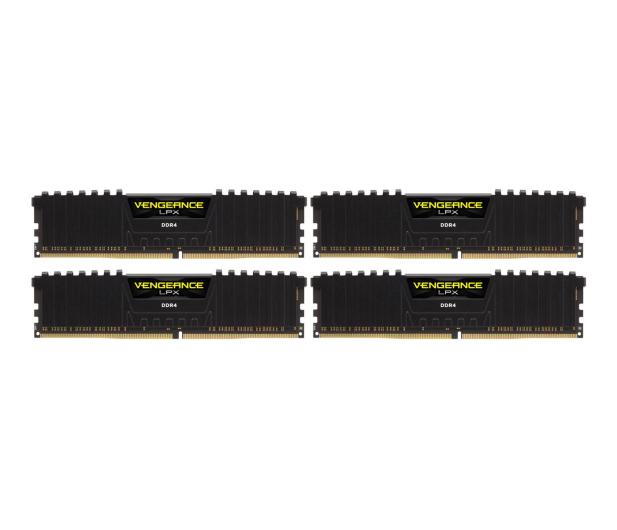 Corsair 32GB 2400MHz Vengeance LPX CL14 (4x8GB) - 213368 - zdjęcie
