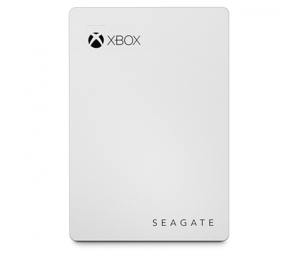 Seagate 2TB Game Drive for XBOX USB 3.0 biały - 376510 - zdjęcie