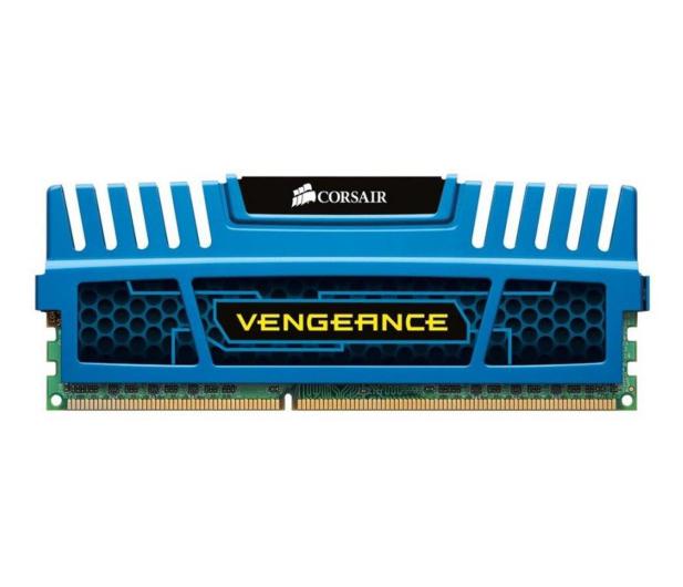 Corsair 4GB 1600MHz Vengeance Blue CL9 - 66259 - zdjęcie