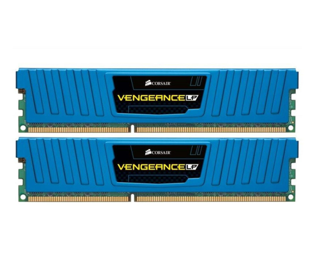 Corsair 8GB 1600MHz Vengeance LP XMP Blue CL9 (2x4GB) - 69227 - zdjęcie