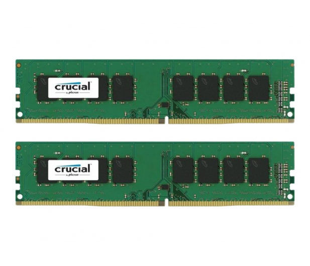Crucial 8GB 2400MHz CL17 (2x4GB) - 428432 - zdjęcie