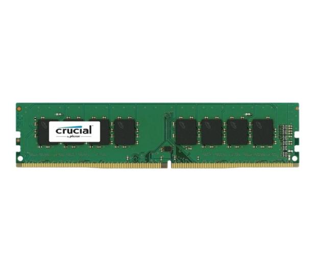 Crucial 4GB (1x4GB) 2400MHz CL17 - 335073 - zdjęcie