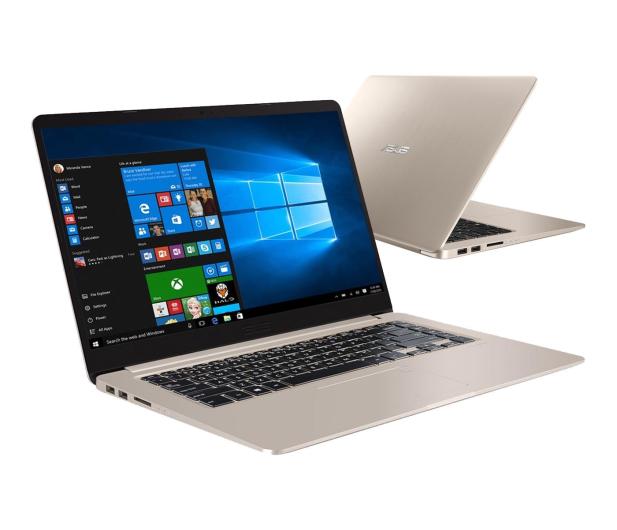 ASUS VivoBook S15 S510UQ i5-7200U/8GB/1TB/Win10 - 375935 - zdjęcie