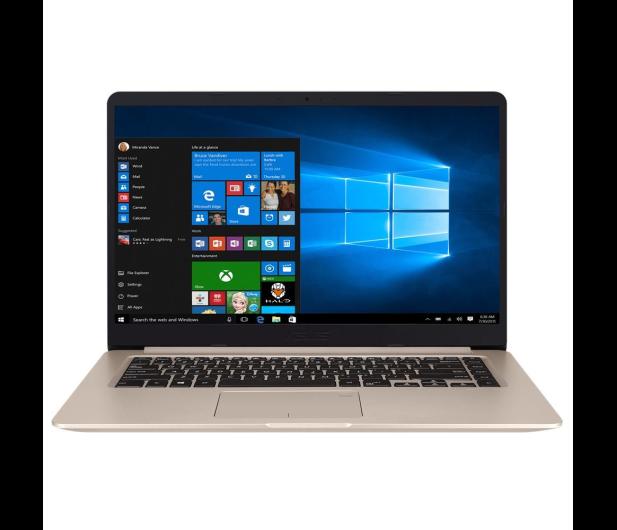 ASUS VivoBook S15 S510UQ i5-7200U/8GB/1TB/Win10 - 375935 - zdjęcie 3