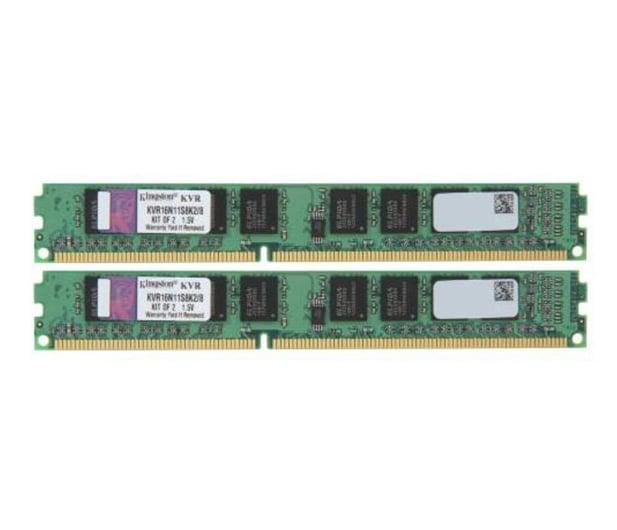 Kingston 8GB 1600MHz CL11 (2x4GB) - 124351 - zdjęcie
