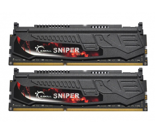 G.SKILL 16GB 2400MHz Sniper CL11 (2x8GB) - 340076 - zdjęcie