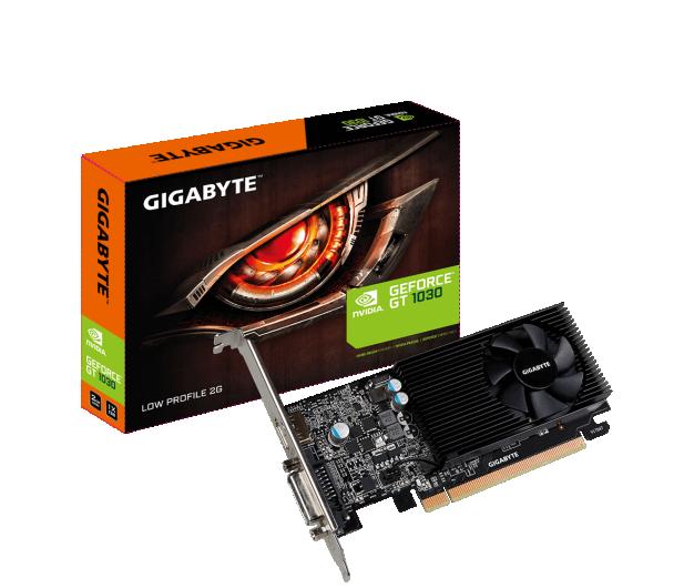 Gigabyte GeForce GT 1030 2GB GDDR5 - 365852 - zdjęcie
