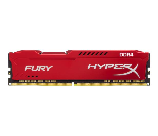 HyperX 8GB 2666MHz HyperX FURY Red CL16 - 360131 - zdjęcie