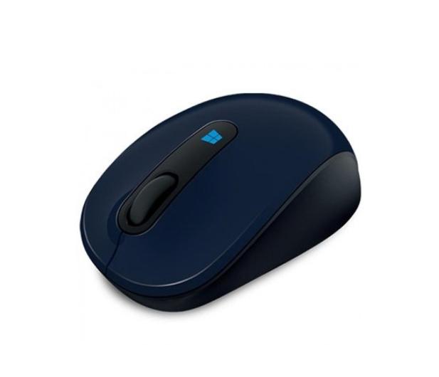 Microsoft Sculpt Mobile Mouse Niebieski - 164962 - zdjęcie 2