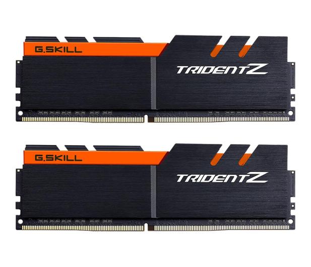 G.SKILL 32GB 3200MHz Trident Z Black CL16 (2x16GB) - 340065 - zdjęcie