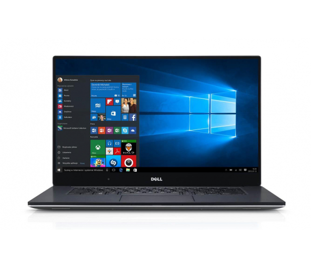 Dell XPS 15 9560 i7-7700HQ/16GB/512/Win10 UHD - 374852 - zdjęcie 2