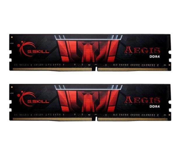 G.SKILL 16GB 3000MHz Aegis CL16 (2x8GB) OEM - 340079 - zdjęcie