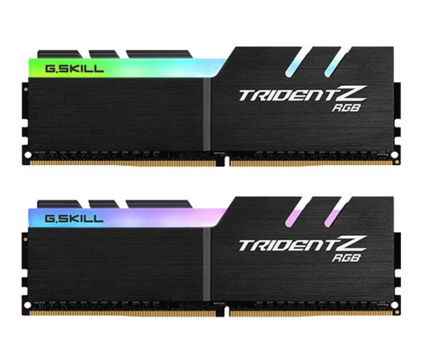 G.SKILL 16GB (2x8GB) 3200MHz CL16 Trident Z RGB - 440686 - zdjęcie