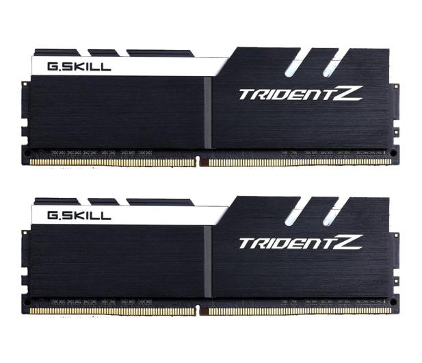 G.SKILL 16GB (2x8GB) 3200MHz CL16 Trident Z Black  - 340060 - zdjęcie