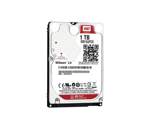 WD 1TB IntelliPower 16MB RED - 157119 - zdjęcie 2