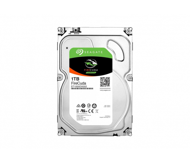 Seagate 1TB 7200obr. 64MB SSHD FireCuda - 320820 - zdjęcie
