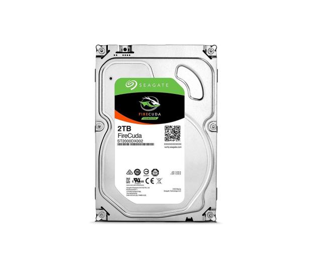 Seagate 2TB 7200obr. 64MB SSHD FireCuda - 320821 - zdjęcie