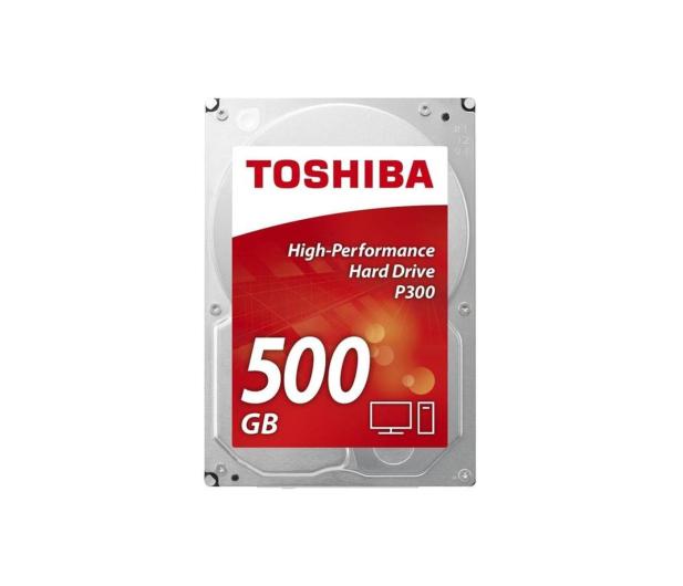 Toshiba 500GB 7200obr. 64MB P300 OEM - 323218 - zdjęcie