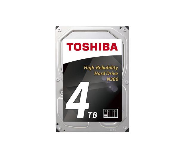 Toshiba 4TB 7200obr. 128MB N300 NAS - 348920 - zdjęcie