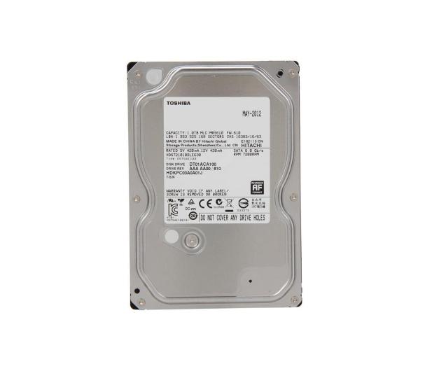Toshiba 1TB 7200obr. 32MB - 216799 - zdjęcie