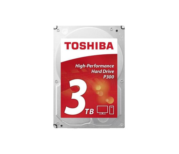 Toshiba P300 3TB 7200obr. 64MB  - 256545 - zdjęcie