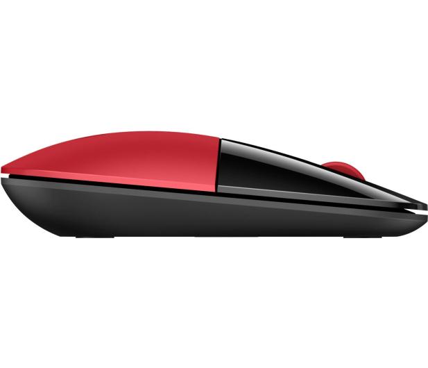 HP Z3700 Wireless Mouse (czerwona)  - 376981 - zdjęcie 3
