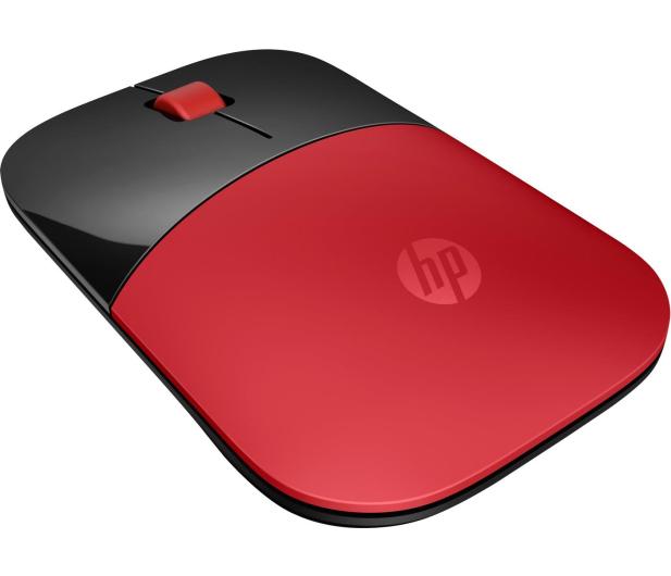 HP Z3700 Wireless Mouse (czerwona)  - 376981 - zdjęcie 2