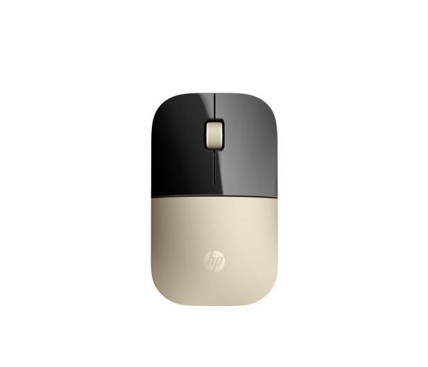 HP Z3700 Wireless Mouse (złota)  - 376982 - zdjęcie