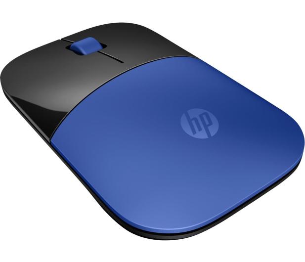 HP Z3700 Wireless Mouse (niebieska)  - 376984 - zdjęcie 2
