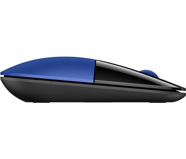 HP Z3700 Wireless Mouse (niebieska)  - 376984 - zdjęcie 3