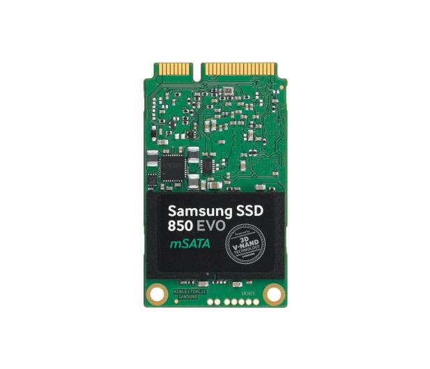 Samsung 500GB mSATA SSD 850 EVO - 244000 - zdjęcie