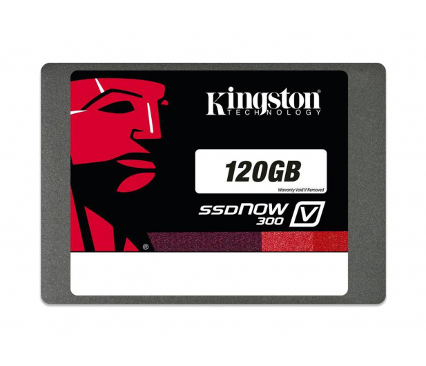 Kingston 120GB 2,5'' SATA SSD SV300S37A - 119911 - zdjęcie