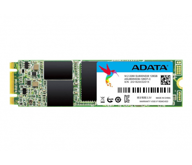 ADATA 128GB M.2 SATA SSD Ultimate SU800 - 340494 - zdjęcie