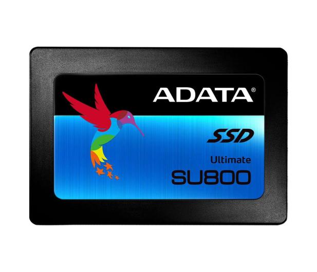 ADATA 256GB 2,5'' SATA SSD Ultimate SU800 3D NAND  - 379825 - zdjęcie