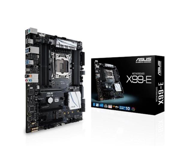 ASUS X99-E (X99 3xPCI-E DDR4) - 314133 - zdjęcie