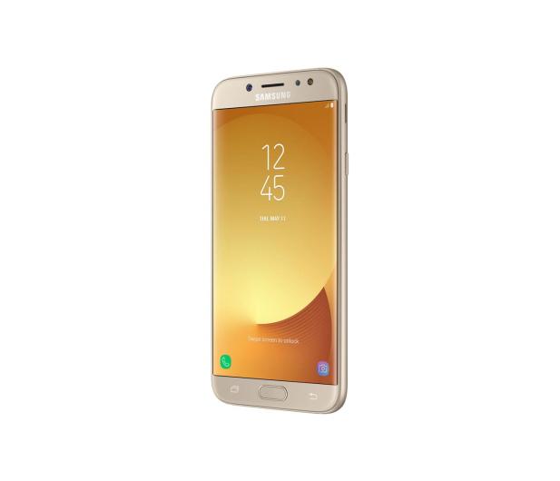 Samsung Galaxy J7 2017 J730F Dual SIM LTE złoty + 32GB - 392924 - zdjęcie 5