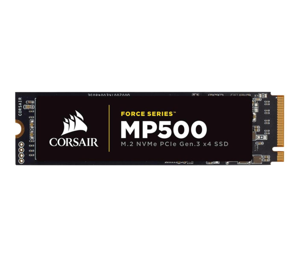 Corsair 120GB M.2 NVMe SSD Force Series MP500 - 355000 - zdjęcie