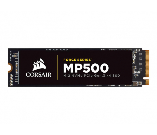 Corsair 480GB M.2 NVMe SSD Force Series MP500 - 355003 - zdjęcie